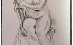 Life Drawing 2nd class